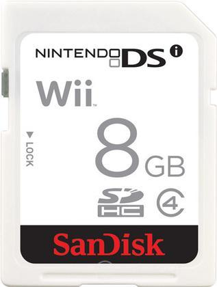 Sandisk Secure Digital Gaming 8GB