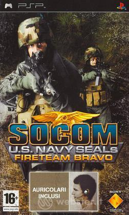 Socom: Fire Team Bravo + Headset