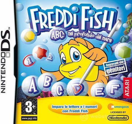 Freddy Fish ABC Nel Profondo Del Mare