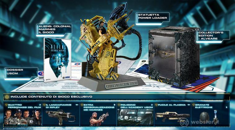 Aliens: Colonial Marines Collector Ed.