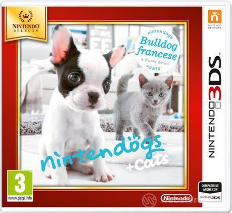 Nintendogs+Cats: Bulldog Francese Select