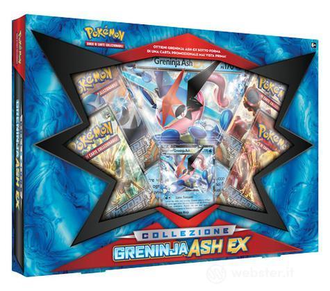 Pokemon Collezione Greninja Ash- EX
