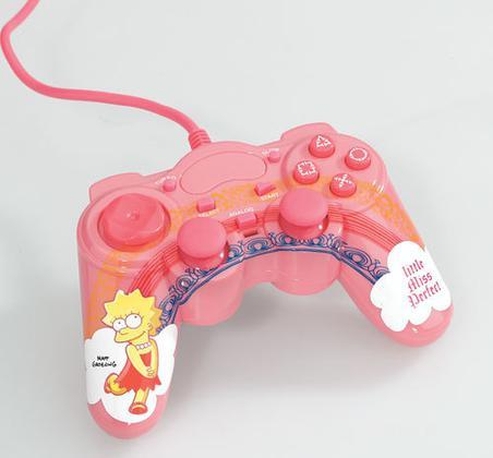 PS2 Controller Mini The Simpsons Lisa