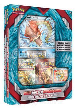 Pokemon Set Mega Gyarados Cromatico