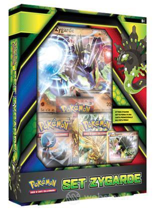 Pokemon Set Zygarde