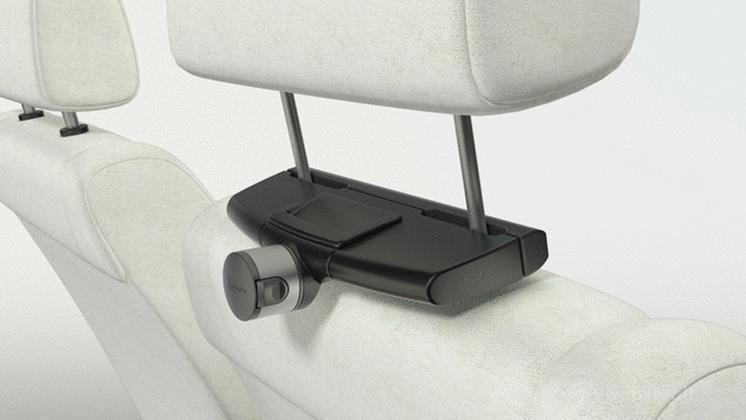 Supporto per auto per tablet