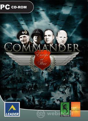 Commander Europe At War