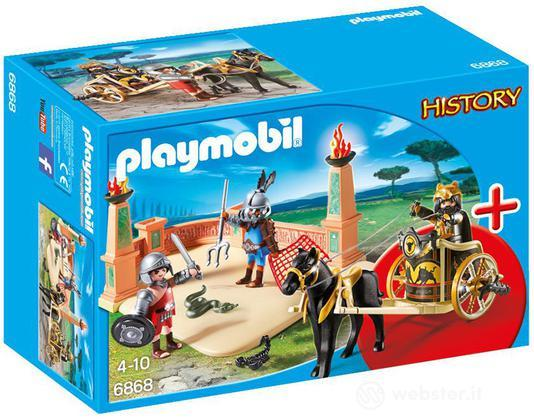 PLAYMOBIL Starter Set-Glad.Antica Roma