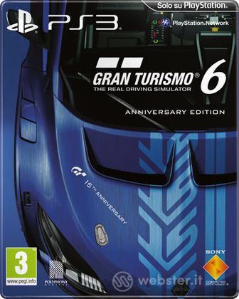 Gran Turismo 6 Anniversary Coll. Edition
