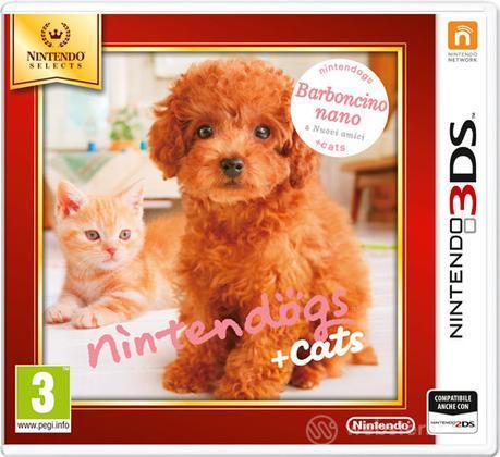 Nintendogs+Cats: Barboncino Select