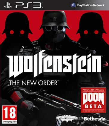 Wolfenstein - The New Order Day One Ed.