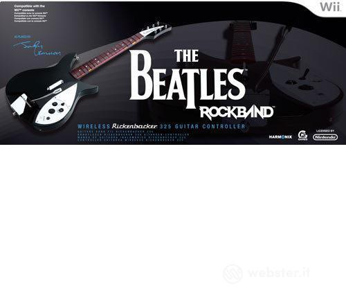 WII Guitar Rock Band The Beatles Lennon