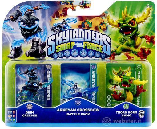 Skylanders Battle Pack: A. Crossbow (SF)