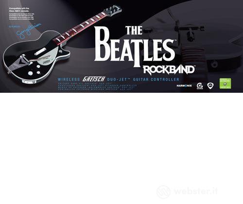 X360 Guitar Rock Band The BeatlesHarriso