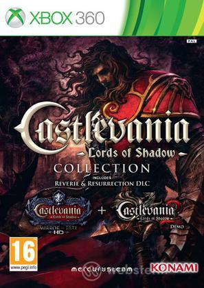 Castlevania Lord of Shadow HD Collection