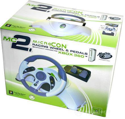 MAD CATZ X360 MC2 MicroCON Wheel