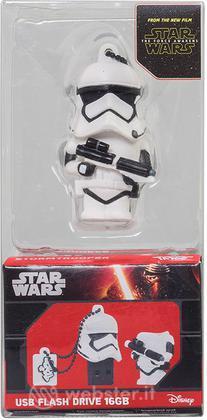 TRIBE USB Key SW Stormtrooper 16Gb