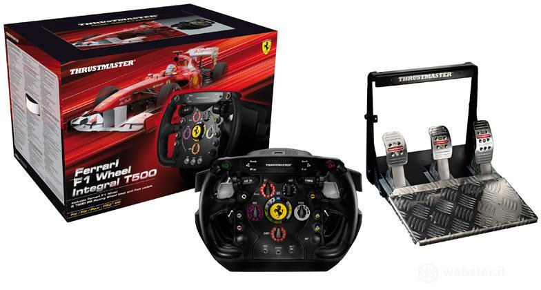 THR - Volante Ferrari F1 Integral T500