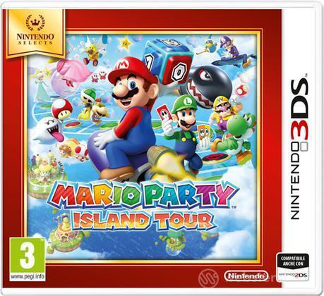 Mario Party Island Tour Select