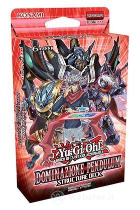 Yu-Gi-Oh! Str. Deck Dominazione Pendolum