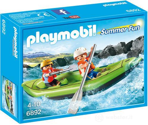 PLAYMOBIL Lezione Di Rafting