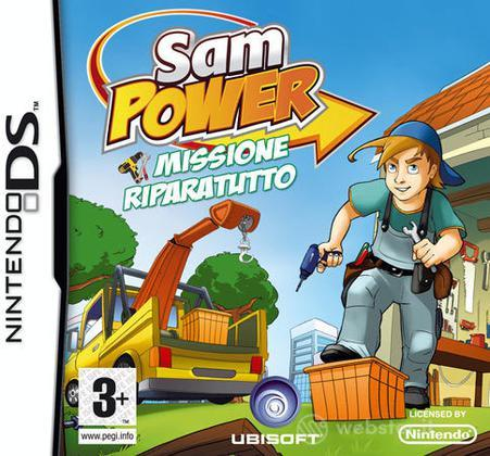 Sam Power Missione Riparatutto