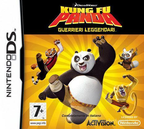Kung Fu Panda - Legendary Warrior