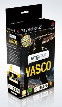 Singstar Vasco + Microfono Wired