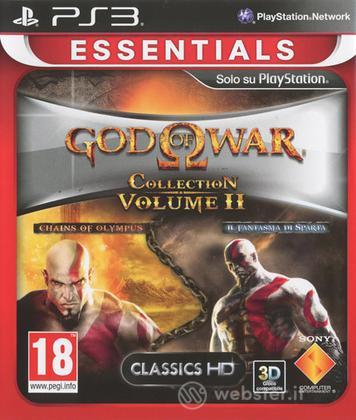 Essentials God of War Collection 2