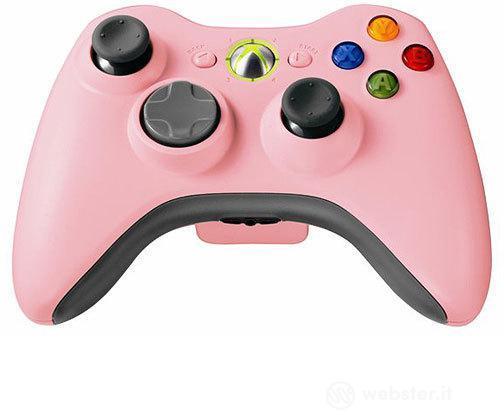 MICROSOFT X360 Controller Wireless Pink