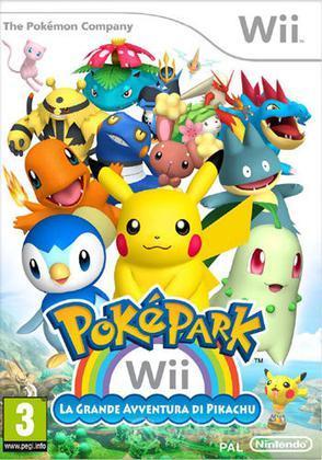 PokePark WII:La Grande Avvent di Pikachu