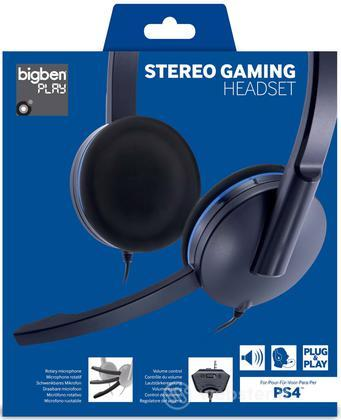 BB Cuffie Stereo Wired PS4