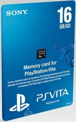 Memory Card 16GB PS Vita