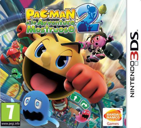 Pac Man e Le Avventure Mostruose 2