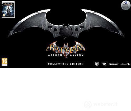Batman Arkham Asylum Collectors Edition