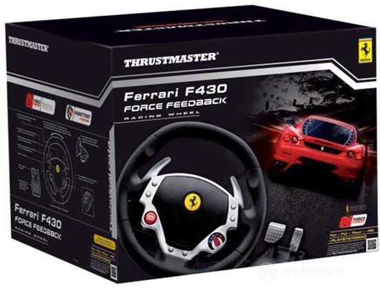 Volante Ferrari F430 Force Feedback-THR