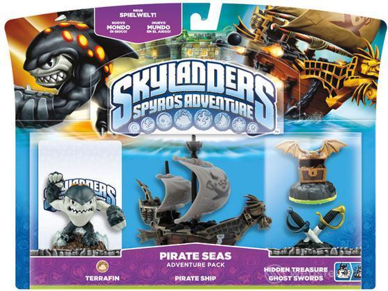 Skylanders Adventure Pack: Pirate