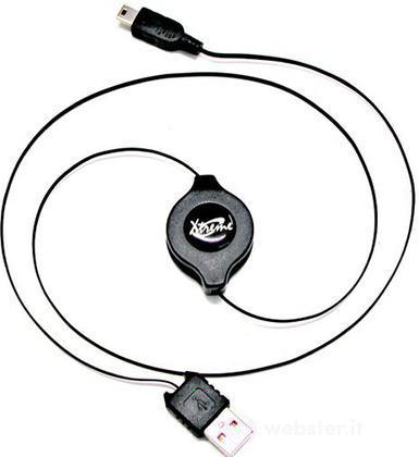 PSP Cavo link USB con retrattile XT