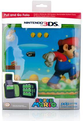 3DS Super Mario Pull N GO PDP