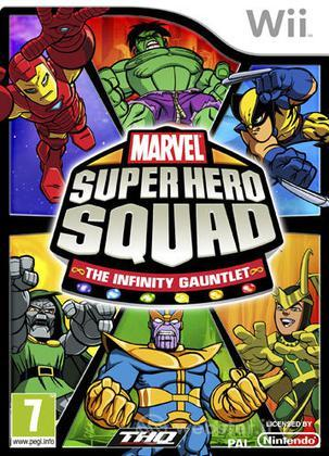 Super Hero Squad - The Infinity Gauntlet