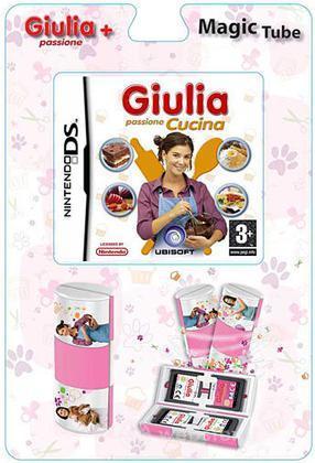 Giulia Passione Cucina + Magic Tube