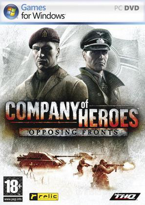 Company Of Heroes Opposite Fronts