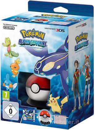 Pokemon Zaffiro Alpha Starter Pack