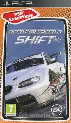 Essentials Need For Speed Shift