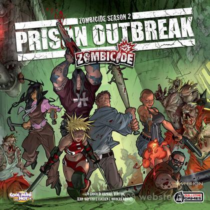 Zombicide Stg.2 - base- Prison Outbreak