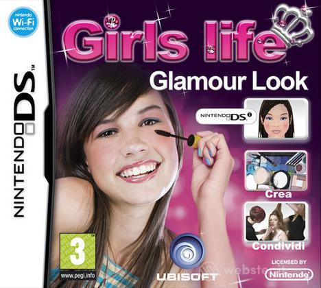 Girl's Life Glamour Look