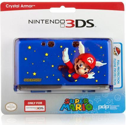 PDP Super Mario Crystal Armor Mario 3DS