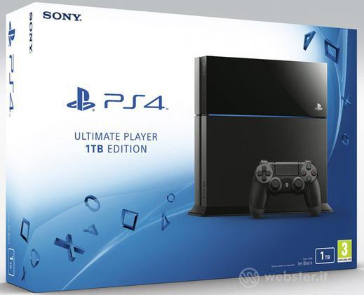 Playstation 4 Ultimate Player 1TB Ed.