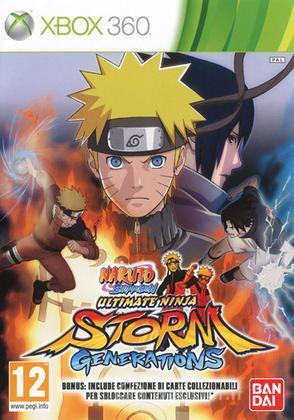 Naruto S. Ult.Ninja Storm Gen. DayOne Ed