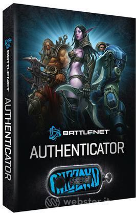 Blizzard Authenticator Kit